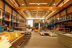 Bautechnik-Zentrum © TU Graz/LFB