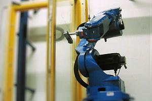 Dauerfunktionsprüfung Roboter