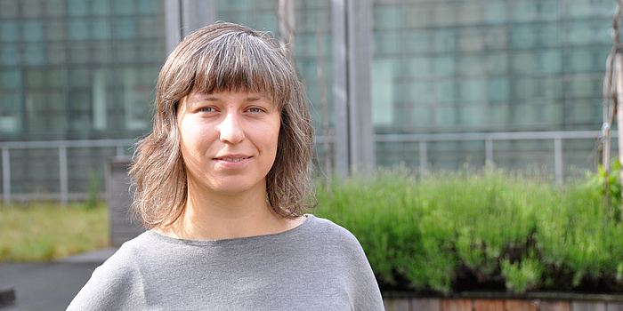 Ein Porträtbild von Roswitha Rissner