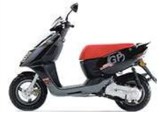 Picture of a Aprilia Rollers