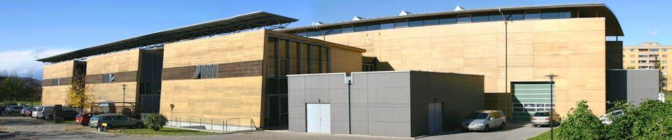 Labor für Bauphysik - TU Graz