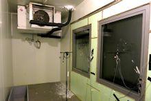 Klimakammer Fassadenelement