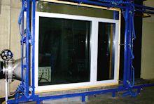 Luftdurchlässigkeit Prüfung Fassaden