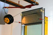 Pendelschlag-Versuch Fassade