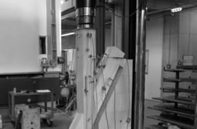 Prüfung einer Holz-Holz Verbindung
