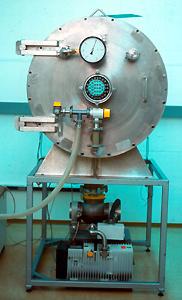 Vakuumkammer