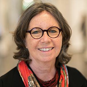 Renée Schroeder, Bildquelle: Frankl – TU Graz