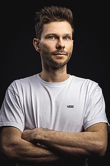 Portrait photo of a TU Graz researcher