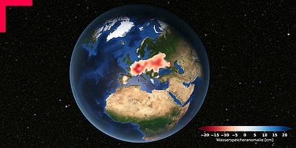 Die Erde aus Satellitensicht