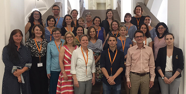 Participants of the AUCEN meeting.