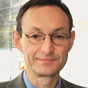 Dean of Studies Helmut Knoblauch, Master's Degree Programme of Geotechnical and Hydraulic Engineering at TU Graz. Photo source. Knoll