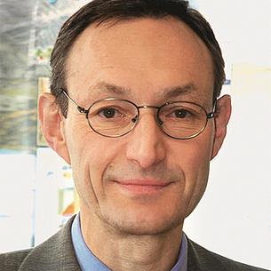 "Studiendekan Helmut Knoblauch, TU Graz, Masterstudium ""Geotechnical and Hydraulic Engineering"". Bildquelle: Knoll"