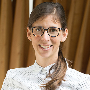 Karin Leber, Bildquelle: Renate Trummer, Fotogenia – TU Graz
