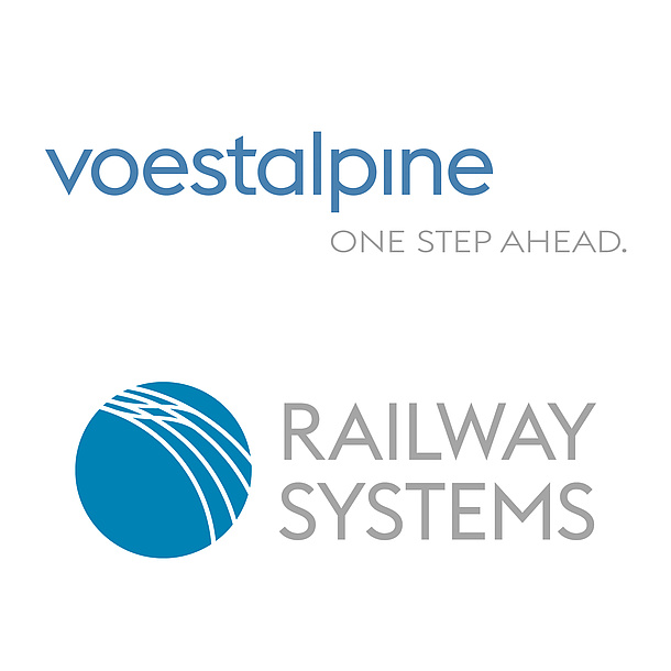 Voestalpine and Railway Systems Logos