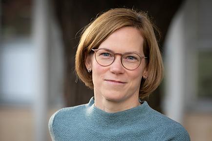 Porträt einer Forscherin