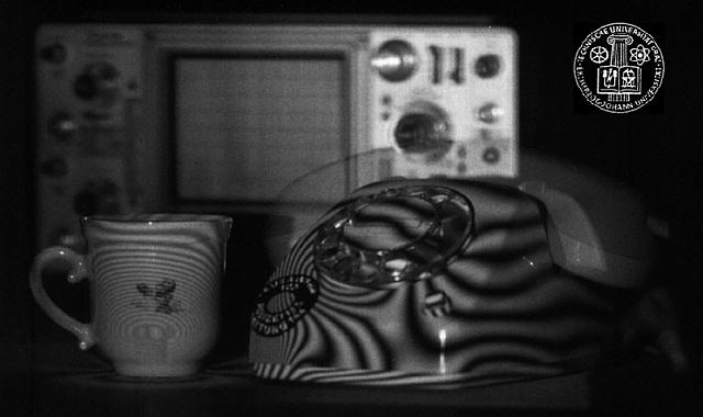 Holographic Interferometry - Phone
