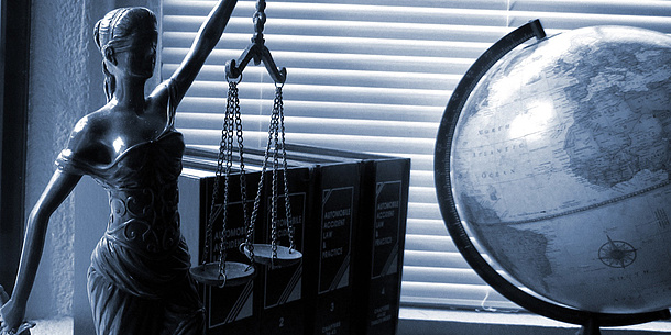 Statue der Justitia, Bildquelle: pixabay