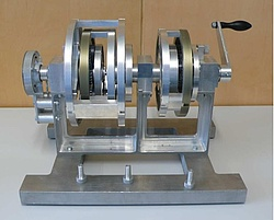 Picture of the Planetary Gear Model