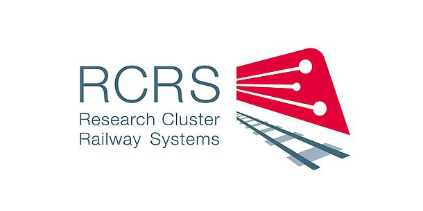 RCRS logo with rails