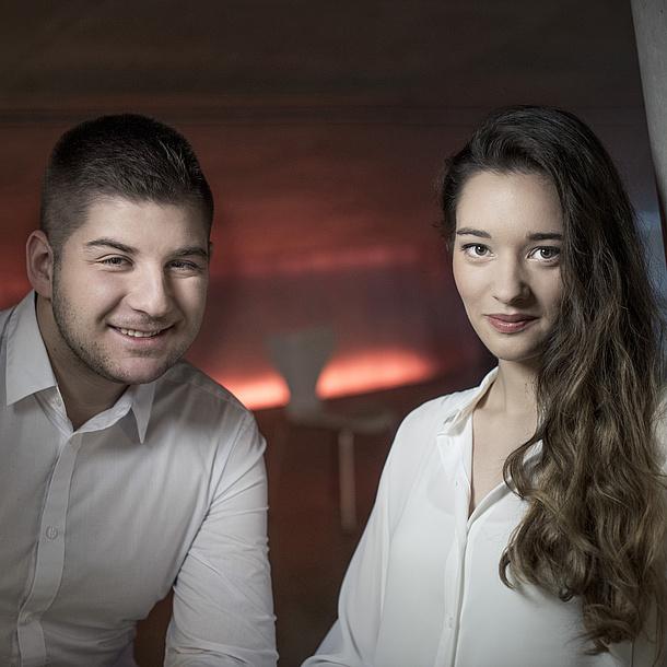 Matko und Hannah aus Kroatien