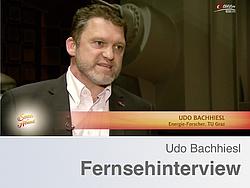 Udo Bachhiesl im Interview.