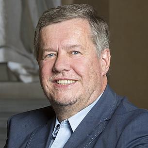 Gernot Kubin, Source: Lunghammer – TU Graz