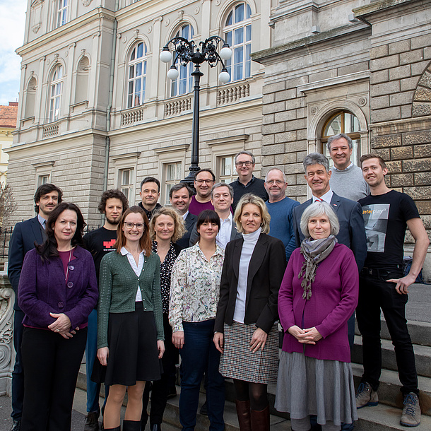 Sustainability Advisory Board at TU Graz.