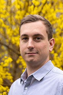 Researcher Portrait