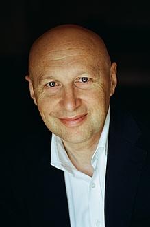 Portrtätfoto eines Forschers