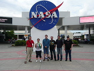 Visit of the Kennedy Space Center during the ASME Turbo Expo held in Orlando, Florida.