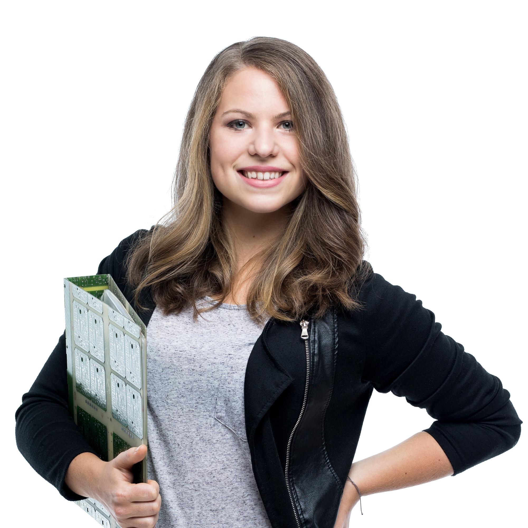 Hannah Brunner. Bildquelle: Kanizaj – TU Graz