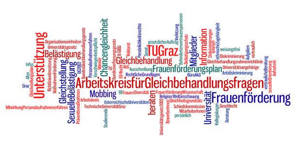 Bildquelle: TU Graz - Arbeitskreis für Gleichbehandlungsfragen
