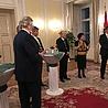 "Reception at ""Graz Burg"""