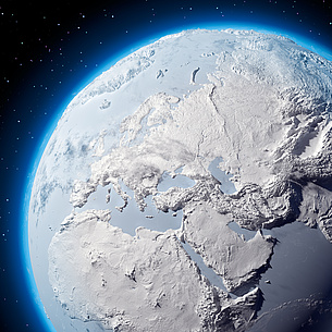 The Earth. Photo source: Anton Balazh - Fotolia.com