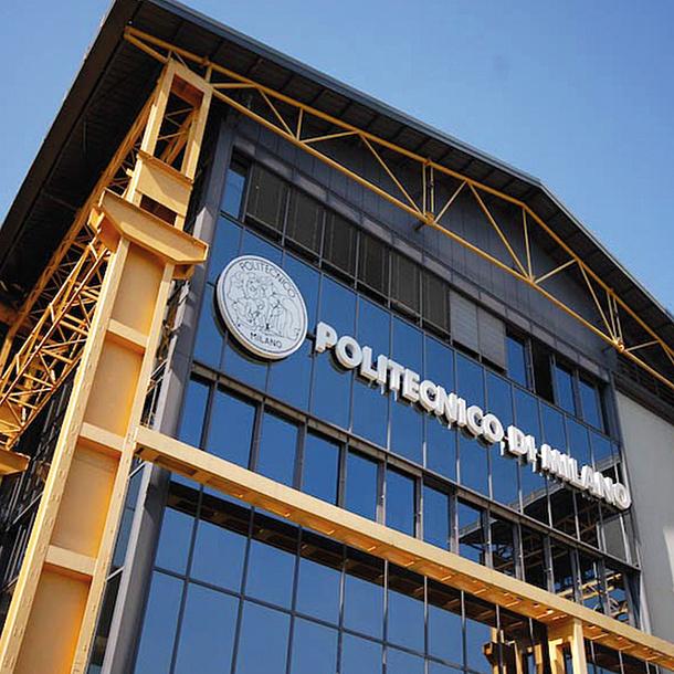 Politecnico di Milano building, Source: Politecnico di Milano