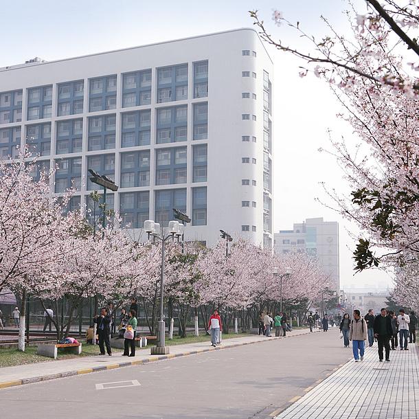 Tongji University building, Source: Tongji University