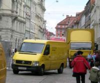Urbane E-Lieferservices: Last Mile Transport