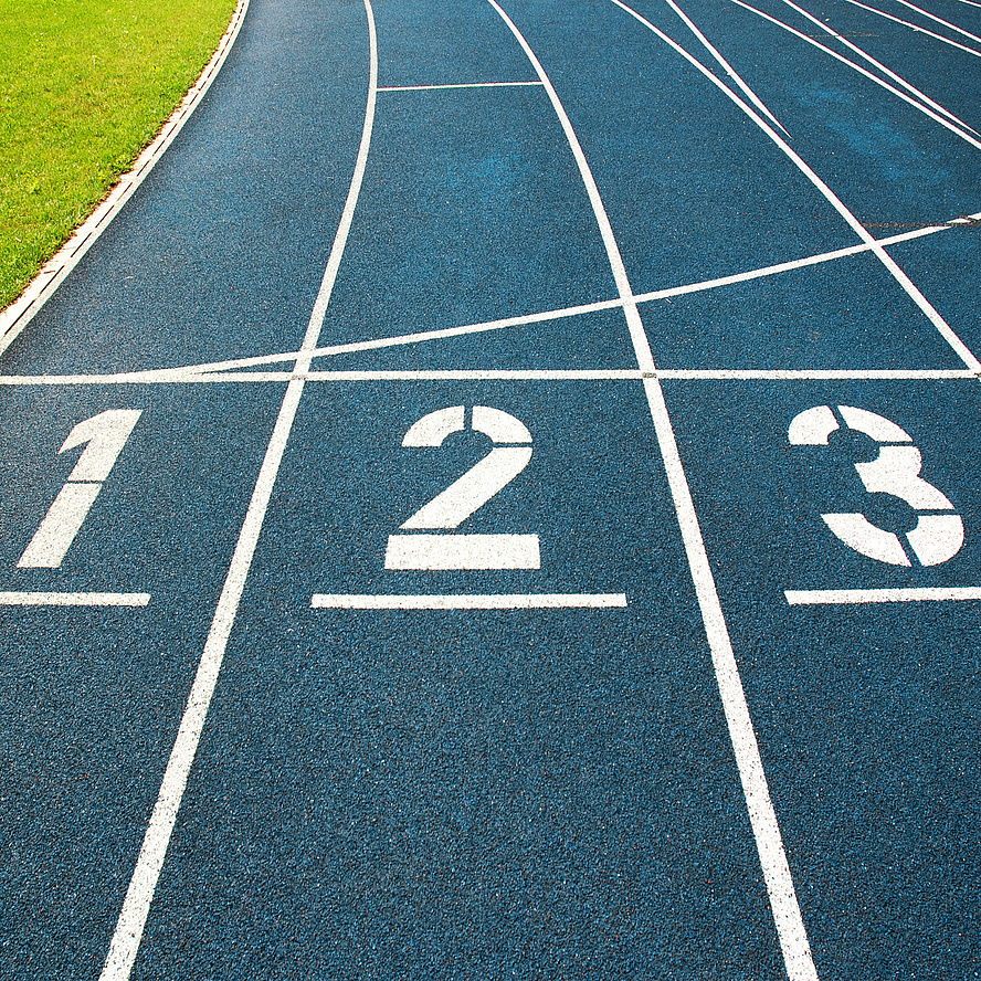 Racing track. Photo source: sinuswelle - Fotolia.com