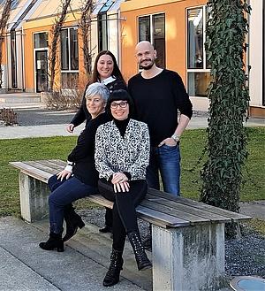 Gruppenbild der Dekanatsmitarbeiterinnen und -mitarbeiter