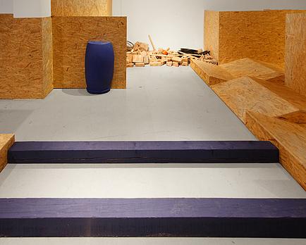 Dejan Markovic, Arena 2017, exhibition view © Museum of Contemporary Art Belgrade