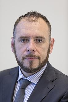 Portrait of Paolo Falcaro