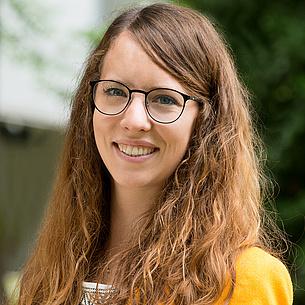 Lena Neureiter, Bildquelle: Renate Trummer, Fotogenia – TU Graz