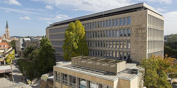 Campus of TU Graz