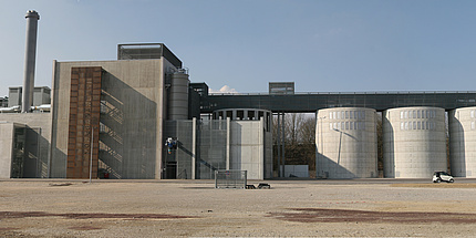 a factory