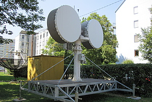Prototype of the MARG weatherradar