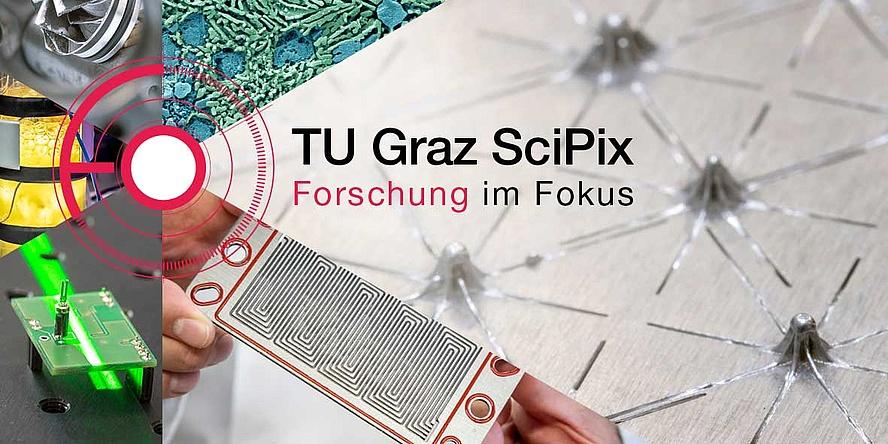 Logo von TU Graz SciPix