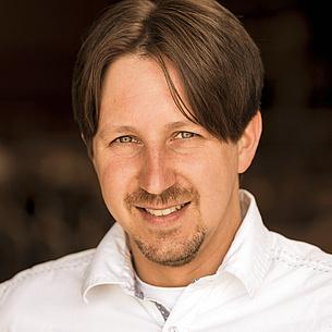 Mario Fallast, Projektmitarbeiter Forschungs- & Technologie-Haus sowie Mitgründer eines Start-ups, TU Graz. Bildquelle: Fallast