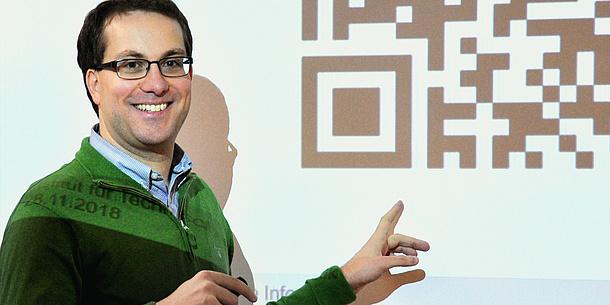 Carlo Alberto Boano. Bildquelle: Wiedner – TU Graz