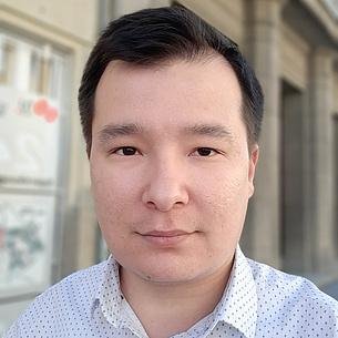 Bakhodirjon Kakhkharov