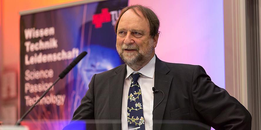 ETH-Zürich Professor Friedemann Mattern